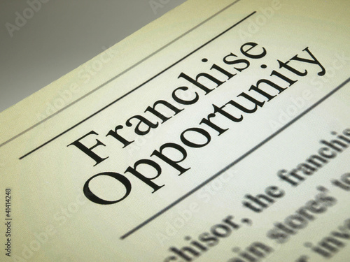 Franchise Opportunity (Newspaper Headline)