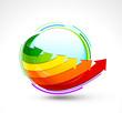 Energy icon. Vector illustration