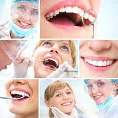 healthy teeth and Dental doctor