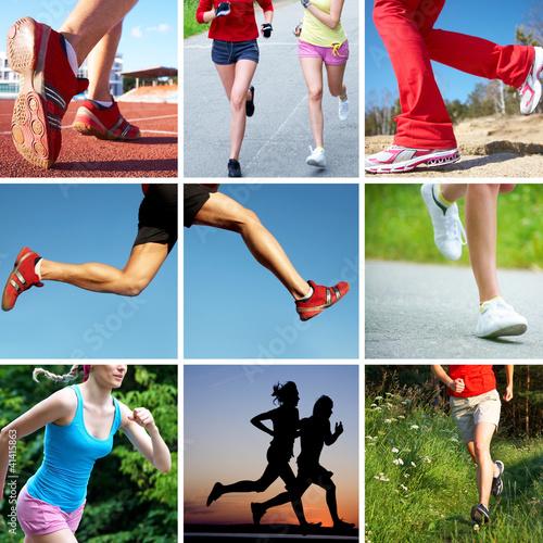 running and runner