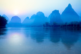 guilin at sunrise