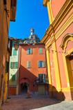 Fototapety Alleyway. Brisighella. Emilia-Romagna. Italy.