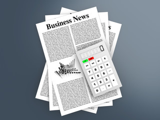 Business News Analyse