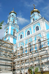 Ascension Church in Yekaterinburg, Russia (1792-1818)