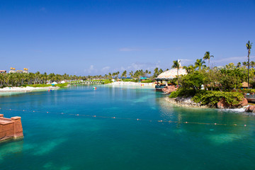 Crystal Clear Water in Nassau