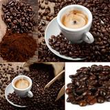 Fototapety Espresso collage