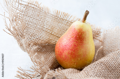 fresh pear warm colors