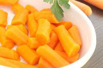 carote cotte a vapore