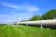 Industrial pipe with gas and oil - 41427200