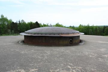 Fort de douaumont tourelle de 155