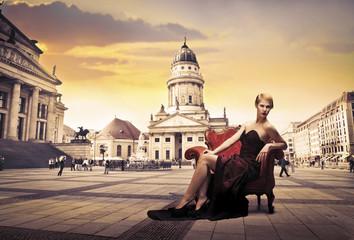 Berliner beauty