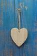 Ein blaues Herz