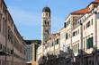 Dubrovnik, Plaza Stradun, Croatia