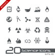 Science Icons // Basics