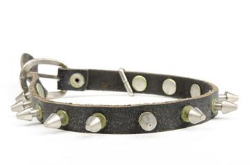 vintage Nietenhalsband