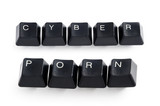 cyber porn poster