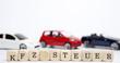 KFZ-Steuer © Matthias Buehner