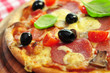 Pizza, Tomaten
