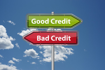 Good credit or bad credit?