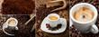 Banner caffè