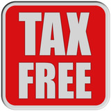 Sticker rot quad rel TAX FREE