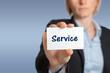 Service Mitarbeiter