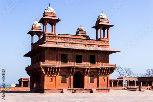 Fatehpur Sikri, India, built by the great Mughal emperor, Akbar
