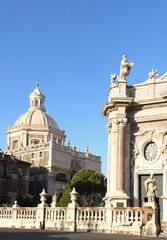 Cathedral of Catania, Italy