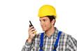 Junger Handwerker - Klemptner - Bauarbeiter