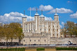 canvas print picture - The Tower of London 2012