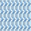 Interlacing pattern. Seamless geometric texture.