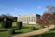 garden architecture scene