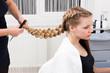weave braid girl