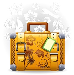 Valigia Viaggio Vacanze-Suitcase Luggage Travel Vacation