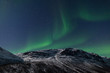 Aurora Borealis in Arctic Norway