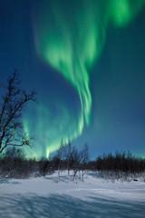 Aurora Borealis in Sweden