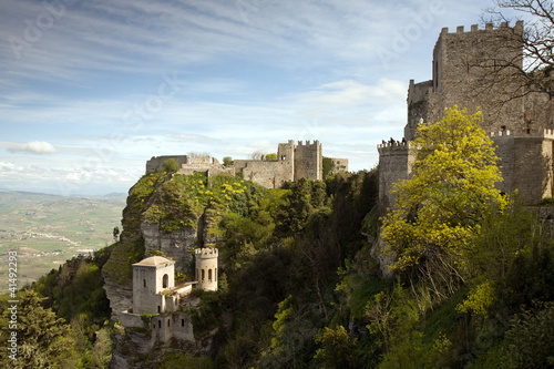 fortress of Erice