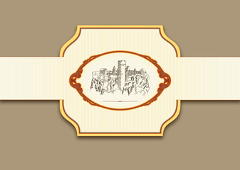 chateau label