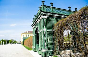 Park of Schonbrunn Palace, Vienna