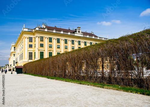 Schonbrunn Palace,Vienna