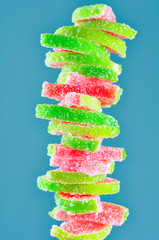 Fruit Jelly Watermelon Candies