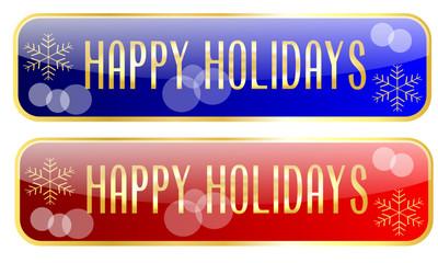Greeting - Happy Holidays