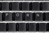 internet online cyber porn poster