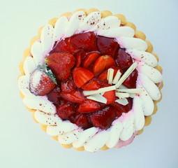 fraisier,gâteau