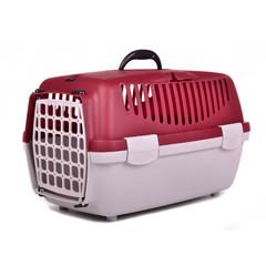 Pet travel plastic cage