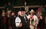 Old American West Gunslinger