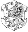 Coat of Arms Pomerania, (Province of Kingdom of Prussia)