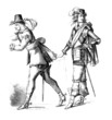 2 Soldiers - 17h century
