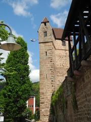 Pulverturm in Eberbach, Neckar