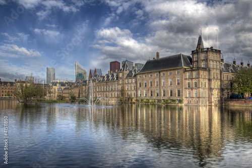 Binnenhof, The Hague, Holland